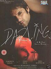 DARLING - FARAH KHAN - ESHA DEOL - ISHA KAPOOR - NEUF BOLLYWOOD DVD