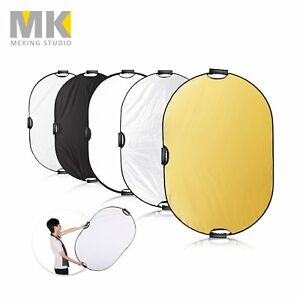Photography-5-in1-Light-Collapsible-Portable-Photo-Reflector-80x120cm-Diffuser