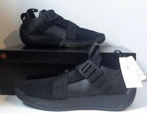 Details about ADIDAS HARDEN LS 2 BUCKLE BASKETBALL SHOES CORE BLACK GREY F33831 SHOES SZ 11.5