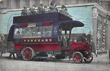 BF39628 vanguard london double decker bus  car voiture oldtimer