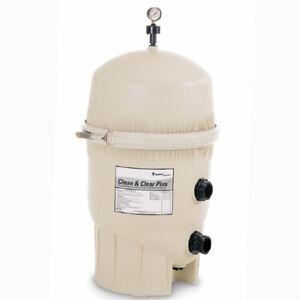 Pentair-CCP420-Clean-amp-Clear-Plus-Inground-Swimming-Pool-Cartridge-Filter-160301