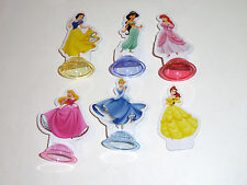 Disney Princess Dream Journey DVD Board Game Replacement Piece 5 Bases 6 Movers