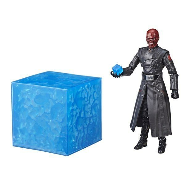 SDCC 2018 Hasbro    Marvel Legends Red Skull Figure 6  w  Electronic Tesseract 4dcb45