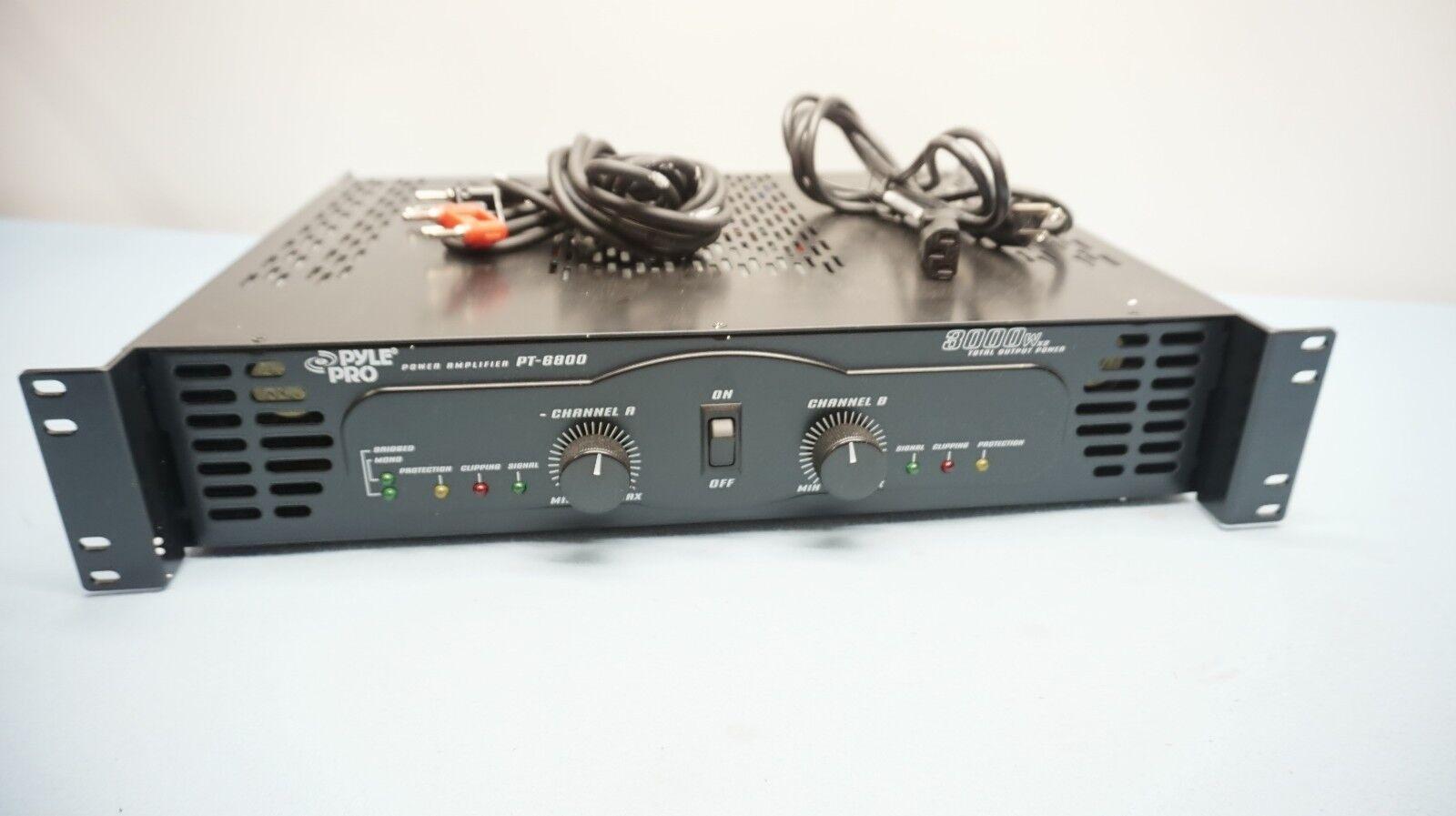 Pyle Pro PT6800  (19B)