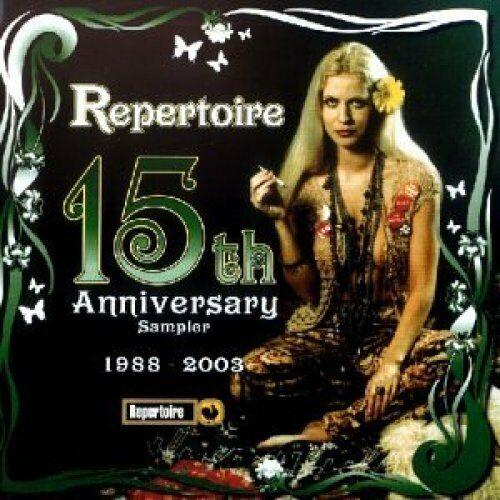 Repertoire-15th Anniversary 1988-2003 | 2 CD | Ian Hunter, Procol Harum, Jeth...