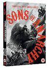 Sons Of Anarchy - Series 3 - Complete (DVD, 2011, 4-Disc Set)