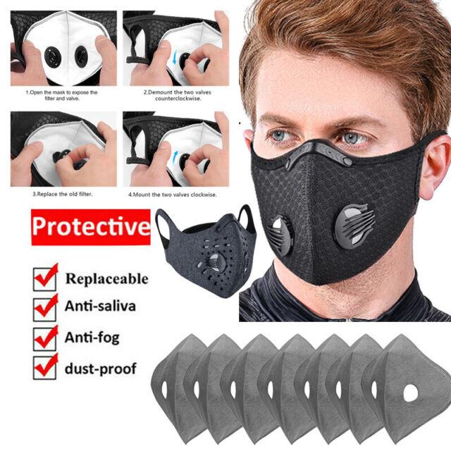 Base Camp Dust Breathing Mask Activated Carbon Dustproof Mask For Sale Online Ebay