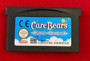 Care-Bears-Care-Quest-Cartridge-Nur-Nintendo-Game-Boy-Advance-getestet