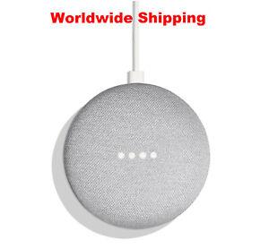 Google-Home-Mini-Personal-Voice-Assistant-Smart-Speaker-GA00210-US-Chalk-White