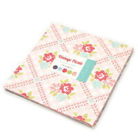 """Moda FABRIC Layer Cake ~ VINTAGE PICNIC ~ by Bonnie & Camille - 10"""" squares"""