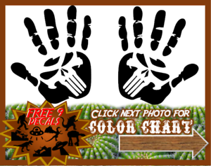 Jeep TJ JK CJ YJ Rubicon Windshield Graphics Renegade Wrangler Sticker Decal 4x4