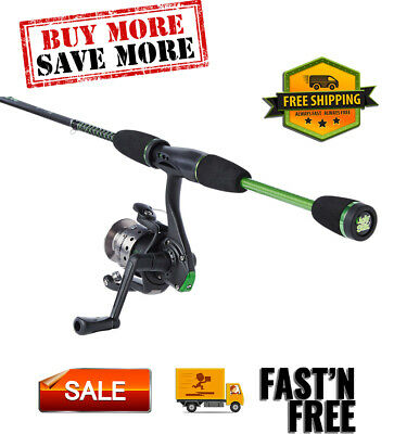 All Models Ugly Stik Youth Fishing Reel and Rod Combos