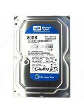 """Western Digital WD800AAJB - 00J3A0 80Gb 3.5"""" Internal IDE PATA Hard Drive"""
