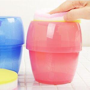 Dishwashing Dish Soap Kitchen Detergent Dispenser Push One