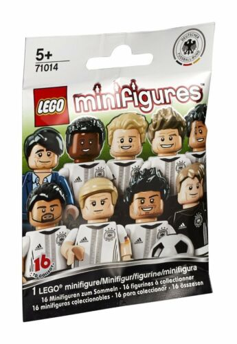 LIMITED EDITION  !! LEGO® 71014 Minifigures DFB POLYBAG FACTORY SEALED NEW