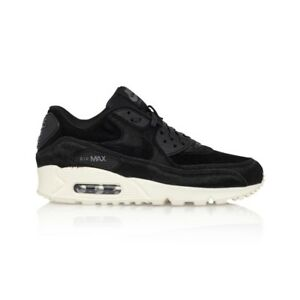 Details about Nike Air Max 90 LX Women's shoe BlackDark GreySailBlack