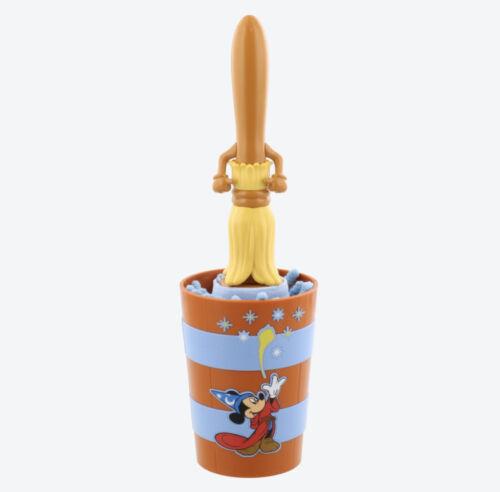 Pre-Order Tokyo Disney Resort 2018 Cleaner Mop Fantasia Broom Sorcerer Mickey
