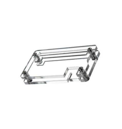 1PCS Raspberry Pi Acrylic Zero Case Shell Acrylic Case Protection Box k9