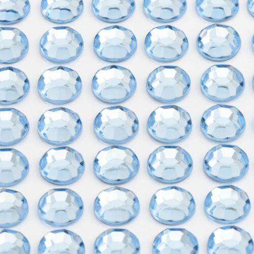 Adhésif Diamante de Cristal à Coller sur Strass Gemmes Loisirs Créatifs