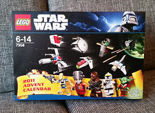 NEU LEGO STAR WARS ADVENTSKALENDER - 7958 von 2011 CALENDER ADVENTS