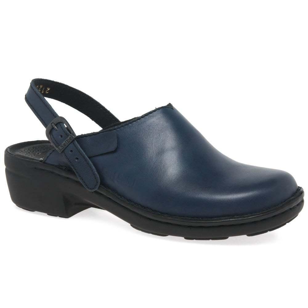 Josef Seibel Betsy mujer de Piel Zapatos Sin Talón
