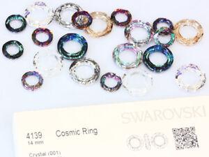 Genuine-SWAROVSKI-4139-Cosmic-Ring-Crystals-Fancy-Stones-Many-Sizes-amp-Colors