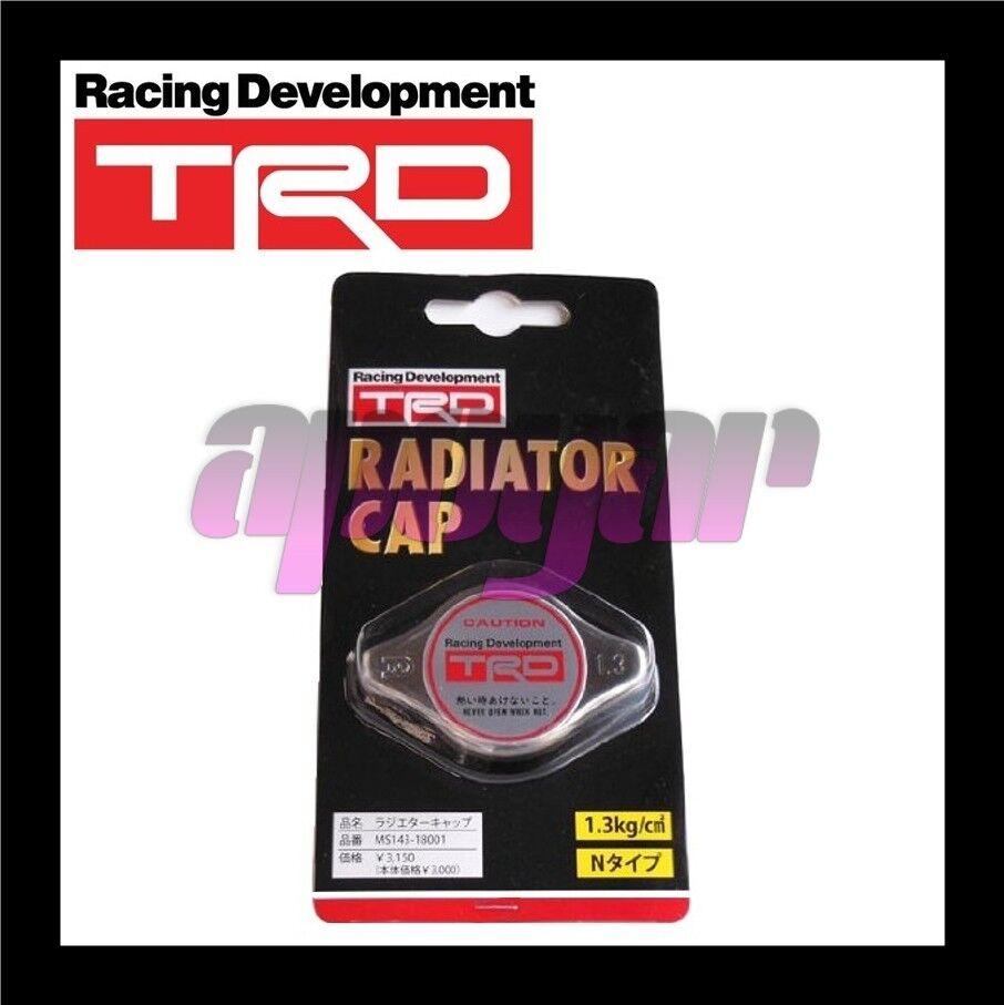 TRD MS143-18001 Radiator Cap For TOYOTA 86 ZN6