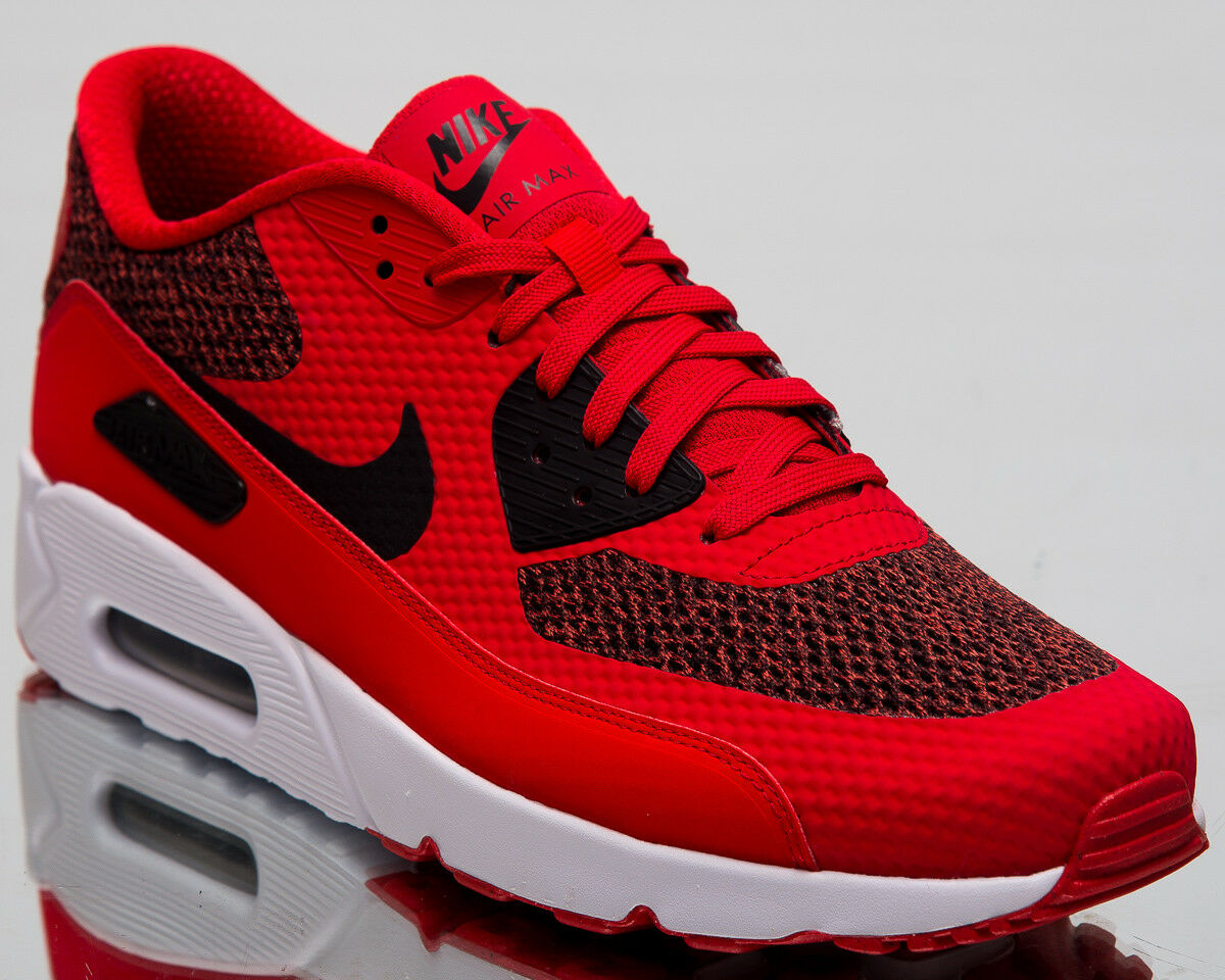 Nike Air Max 90 Ultra 2.0 Essential Lifestyle Chaussures University Red 875695-604