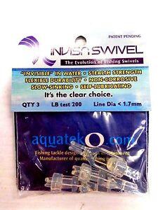 Aquateko Invisa Swivel