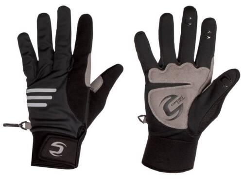M schwarz  Neu Cannondale Glove Windfront 9G404 BLK winddicht warm Handschuh Gr