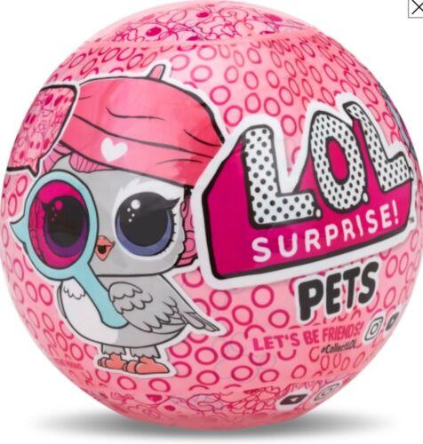 L.O.L. Surprise! PETS EYE SPY Series 4 NEW Dolls LOL Sealed Unoped