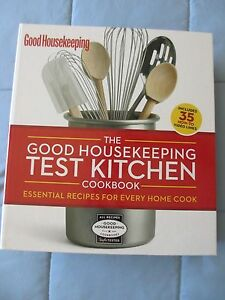 THE-GOOD-HOUSEKEEPING-TEST-KITCHEN-COOKBOOK-2011-3-RING-PRISTINE-CONDITION