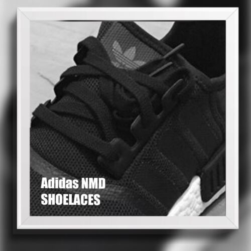 ㊣ ADIDA S NMD SHOELACES Cotton FLAT 100/% MADE IN TAIWAN