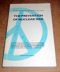 PREVENTION OF NUCLEAR WAR Cruise Missile David Suzuki Linus Pauling ENVIRONMENT