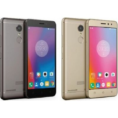 Lenovo K6 Power Dual | 32GB | 3GB RAM |  4G 13MP | 8MP |Grey/sliver/gold