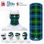 Lamont Clan Scottish Tartan Multifunctional Headwear Neckwarmer Snood Bandana