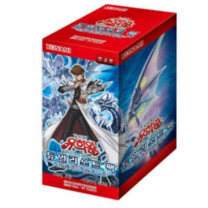 Yu-Gi-Oh-YUGIOH-Card-034-Duelist-Pack-Legend-Duelist-3-034-Booster-box-Korean-ver