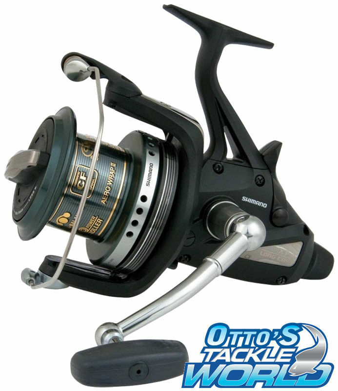 Shimano Big Baitrunner Long Cast XTA LC Spinning Fishing Reel  BRAND NEW @ Ottos