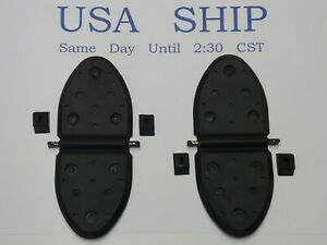 Details about Pair Exhaust Flappers Water Shutters Mercruiser 4 3 5 0 5 7  7 4 305 350 454 502