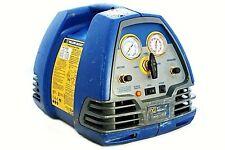 Yellow Jacket Refrigerant Freon Refrigeration Hvac Recovery Machine Unit