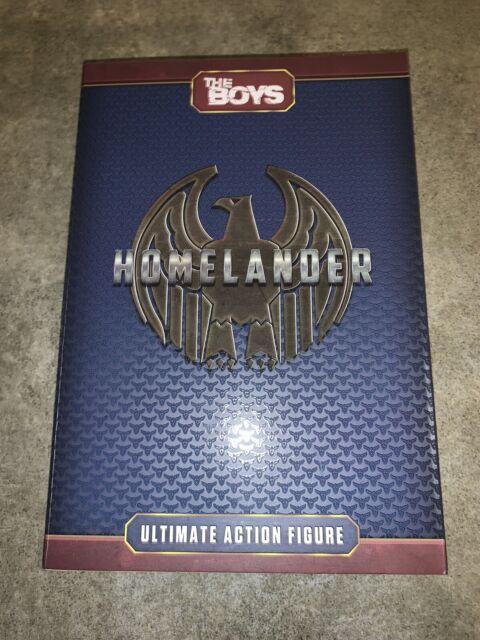 Neca The Boys Homelander Ultimate Action Figure 2021 New In-hand