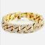 Hip-Hop-Men-Quavo-Gold-PT-Iced-Out-10mm-8-034-20-034-Miami-Cuban-Choker-Chain-Necklace thumbnail 13