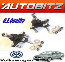 FITS VW PASSAT 2005-2014 FRONT WISHBONE LOWER BALLJOINTS L/H.OE.QUALITY