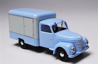 Busch Framo V901//2 Koffer blau//weiß 52001