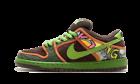 Size 10 - Nike SB Dunk Low de la soul 2015
