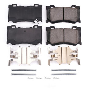 Disc Brake Pad Set Front Power Stop 17-1346