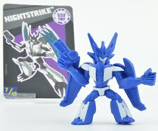 Transformers Robots in Disguise Tiny Titans Wave 6 Mini Figure - Nightstrike