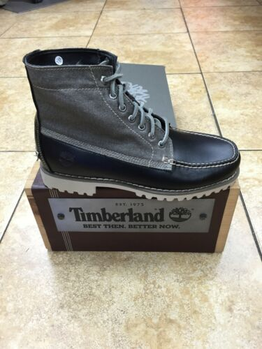 mens timberland boots TB0A15D8 ATHNTC BLK FG CMOOUT LIMITED MSRP $150