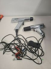 2 Lot Actron Amp All Pro Inductive Timing Lights Model L 204