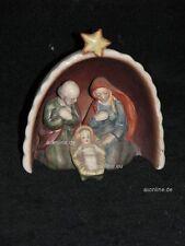 +# A013111_02 Goebel Archiv Muster Heilige Familie Jesus Maria Josef HX70 Krone